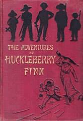 Huckleberry Finn, first edition