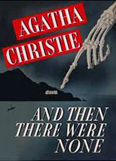 And Then There Were None, first US edition