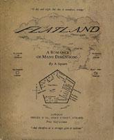 Flatland original cover