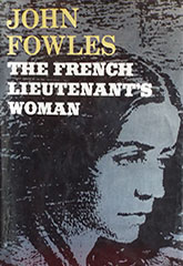 The French Lieutanant's Woman 1969, first edition