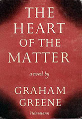 Heart of the Matter first edition