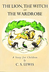 The Lion, the Witch and the Wardrobe, first edition