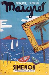 Mon Ami Maigret first edition