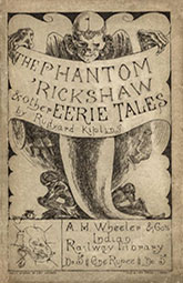 The Phantom Rickshaw and Other Eeries Stories first edition