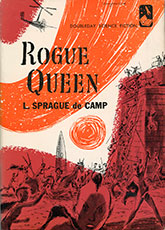 Rogue Queen first edition