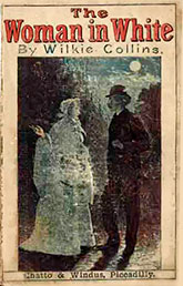 Crime and mystery book cover