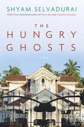 The Hungry Ghosts graphic